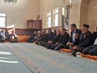 Başkan Epcim'den Özatak ailesine taziye ziyareti