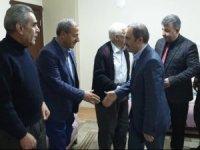 Başkan Epcim'den Er ailesine ziyaret