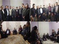 Başkan Epcim'den Mendanoğlu, Çetin ailesine ziyaret