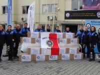 Bursa polisinden Yüksekovalı öğrencilerin karne hediyesi