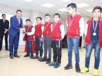 Çukurca'da ödül töreni düzenlendi