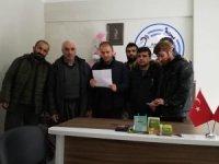 Başkan Aydoğu'dan basın açıklaması
