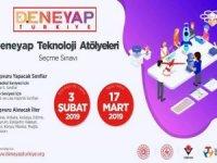 Deneyap Türkiye projesi hayata geçiyor