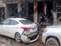 Patlama 6 ölü, 19 yaralı