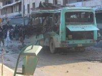 Afrin'de patlama: 2 ölü...