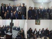 Başkan Epcim, Arslan ve Çakır ailelerini ziyaret etti
