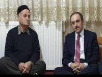Başkan Epcim, Can, Özdemir ve Kaya ailelerini ziyaret etti
