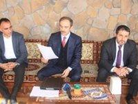 Başkan Epcim, belediye'nin mevcut borcunu açıkladı