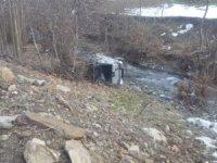 Milletvekili Dinç'in korumaları kaza yaptı: 3 yaralı