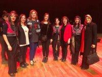 """Yüksekovalı kadınlar """"Reng-i Hakkari"""" programına katıldı"""