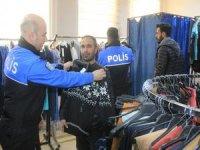 Kanka Polis Mağazası engellileri sevindirdi