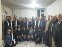Başkan Epcim'den Milletvekili Özbek'e ziyaret