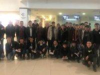 İlim Yayma Cemiyetinde İstanbul gezisi