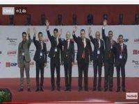CHP aday tanıtımında Hakkari'ye yoğun ilgi