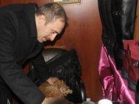 Hayvan sever esnafa başkan Epcim'den teşekkür