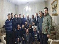Başkan Epcim, 6 ayrı aileyi ziyaret etti...