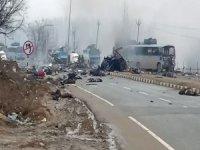 Bombalı saldırı: 10 asker hayatını kaybetti