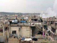 Esad rejimi Han Şeyhun'u bombaladı: 9 ölü