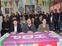 HDP'li Dede'den Başkan Kaya'nın tutuklanmasına tepki