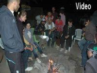 HakkariTV Halepçe film setinde