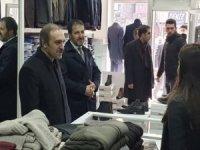 Başkan Epcim ve Başkan Gür esnafları ziyaret etti