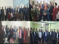 Başkan Epcim, 13 ayrı aileye misafir oldu...