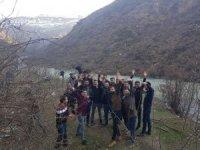 Hakkari'de soğuklar, Çukurca'da bahar havası esiyor