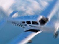 Uçak düştü: 2 ölü