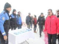 Hakkari 2019 kar festivali renkli görüntülere sahne oldu