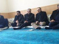 Başkan Epcim, Hatipoğlu ailesinin taziyesine katıldı
