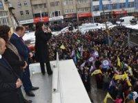 Buldan; HDP'nin seçim bürosu açılışında konuştu