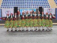 Van'da 'Halkoyunları Bölge Grup Yarışmaları' sona erdi