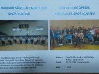 Sümbül engeliler spor kulübü maçına davet