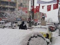 Hakkari, Bitlis ve Muş'ta yoğun kar yağışı uyarısı