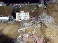Toprak kayması: 7 ölü, 13 yaralı
