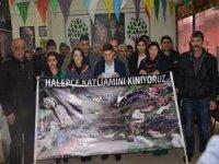 HDP ve DBP Halepçe katliyamını kınadı