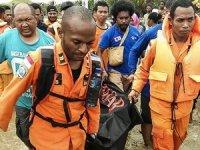Sel felaketi: 63 ölü, 21 yaralı