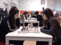 Hakkâri'de satranç il birinciliği yapıldı
