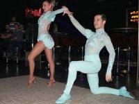 Dans şampiyonları Van'da şov yaptı!