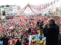 Cumhurbaşkanı Erdoğan Van'da halka seslendi