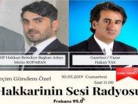 CHP'Lİ KOPARAN CANLI YAYINDA !