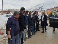 Başkan Epcim esnafları ziyaret etti