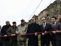 Çukurca'daki tarihi evler turizme kazandırılıyor