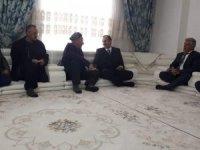 Başkan Saklı'dan Şehit Budak'ın ailesine ziyaret