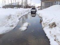 Yüksekova sular altında kaldı!