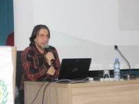 Hakkari İHH' dan madde bağımlılığı konferansı