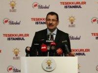 AK Parti'den çok önemli İstanbul açıklaması!