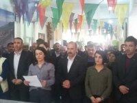 Hakkari HDP'den ihtiraz açıklaması