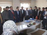 CHP Hakkari il örgütünden basın açıklaması