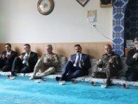 Vali Akbıyık, Tarhan ve Çetin ailelerin taziyesine katıldı